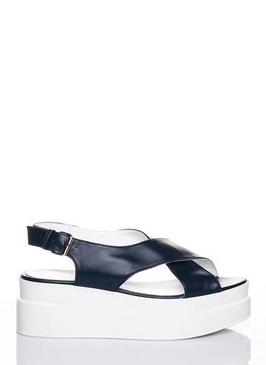 Efem Sandalet Lacivert